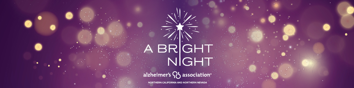 Alzheimer's Association's A Bright Night Gala. Mar 13, 2021