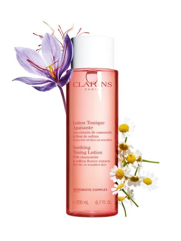 Clarins New Soothing Toning Lotion