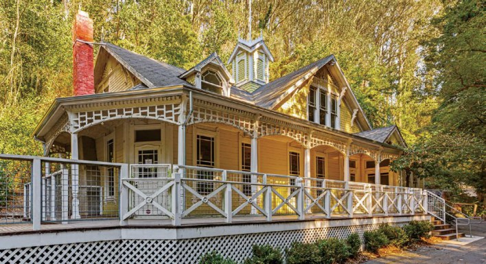 Heritage is currently working with District 4 Supervisor Gordon Mar and Parkside Heritage to brand the Trocadero Inn, an 1892 Victorian roadhouse and (more recently) an event space in Stern Grove.