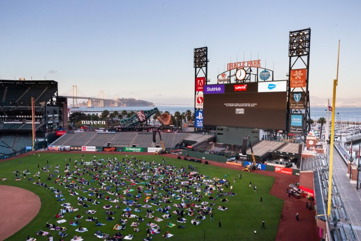 """SF Opera's """"The Homecoming"""" concert at Oracle Park"""