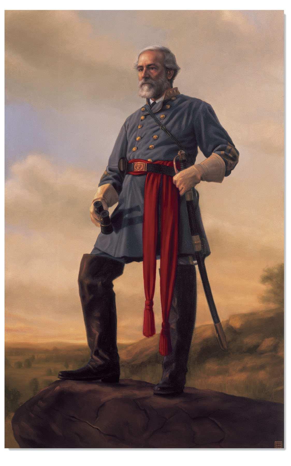 Robert General Civil War Lee