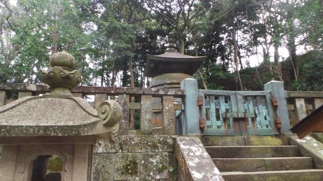 久能山東照宮の徳川家康のお墓