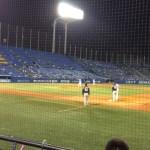 【明治神宮野球場 観戦記】振替試合で安くなった神宮球場S指定席でプロ野球を観戦してきた。