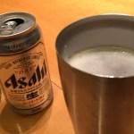 驚いた!THERMOS 真空断熱タンブラーは保温効果がめちゃすごい。ビールはいつまでも冷たいまま。