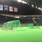 野球好きならば札幌ドームのドームツアーにいってみて!