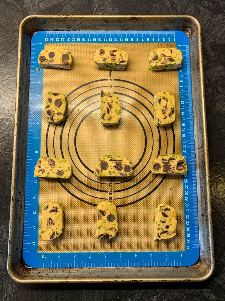 chocolate-pistachio-slice-and-bake-cookies
