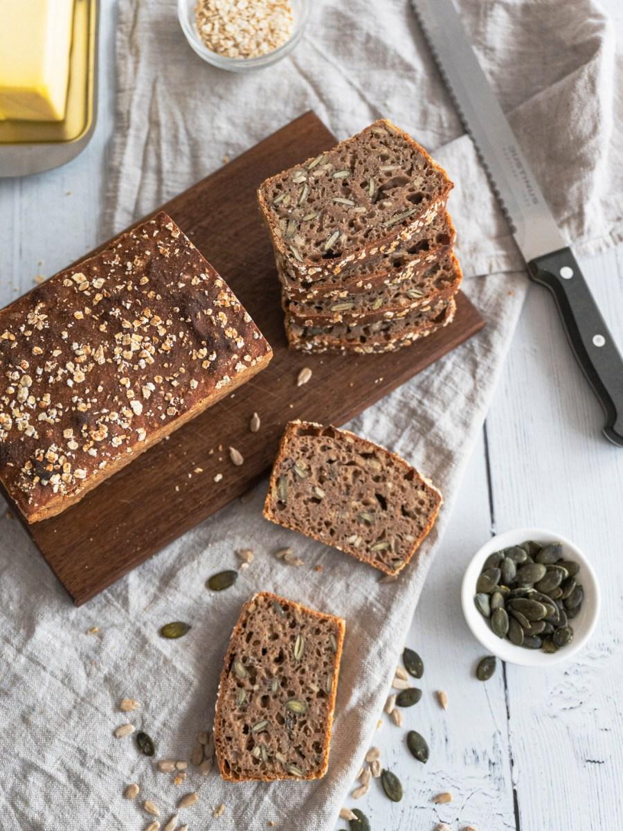 Sourdough Discard Bread