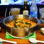 最近のごはん(その1)新米おにぎり、豆腐チゲ、チャルメラ宮崎辛麺
