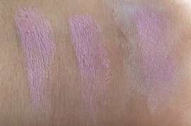 X- Rated: Alone, Over Primer Potion, Over Nyx Milk