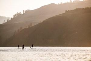 kelowna paddleboard tours