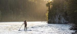 kayak and sup board tours okanagan