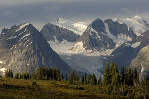 hiking trails and mountain tours bc