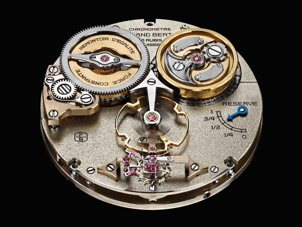 Ferdinand Berthoud Chronomètre FB Review