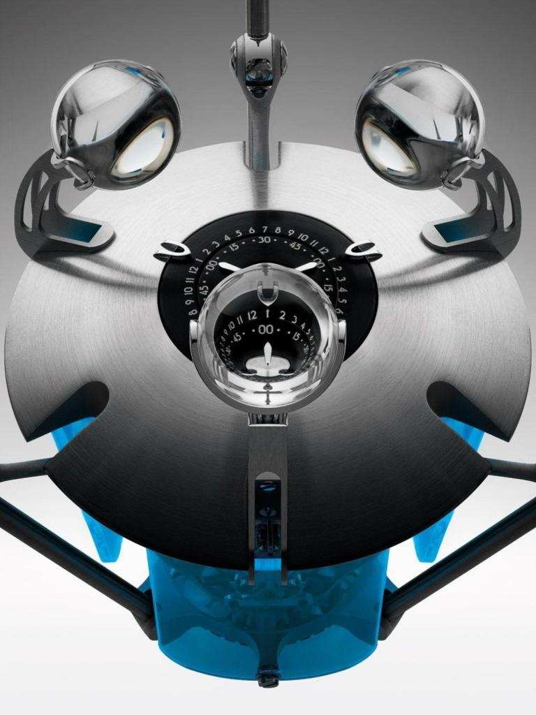 MB&F Tripod Watch