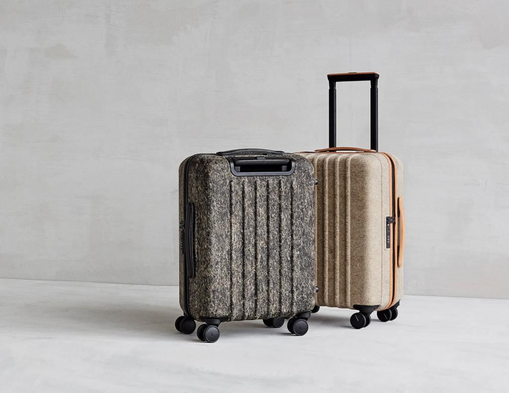 modernes Reisegepäck von Projectkin