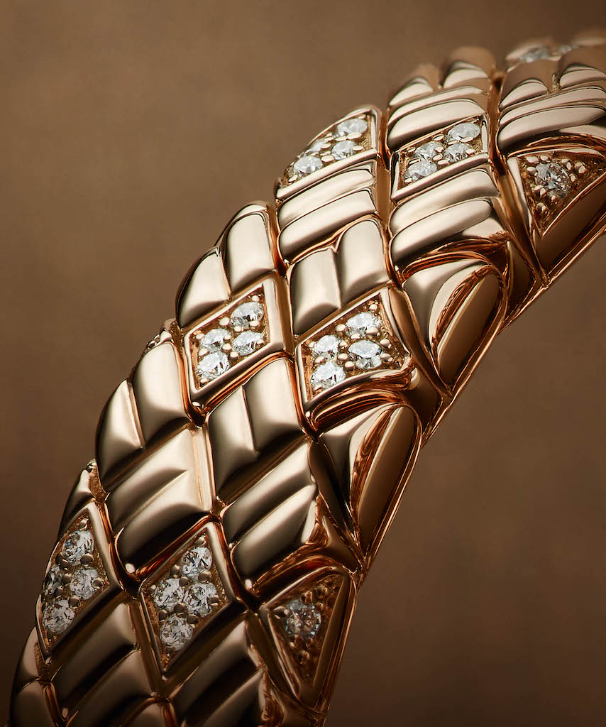 Bulgari LVMH Watch Week - Bulgari Serpenti Spiga