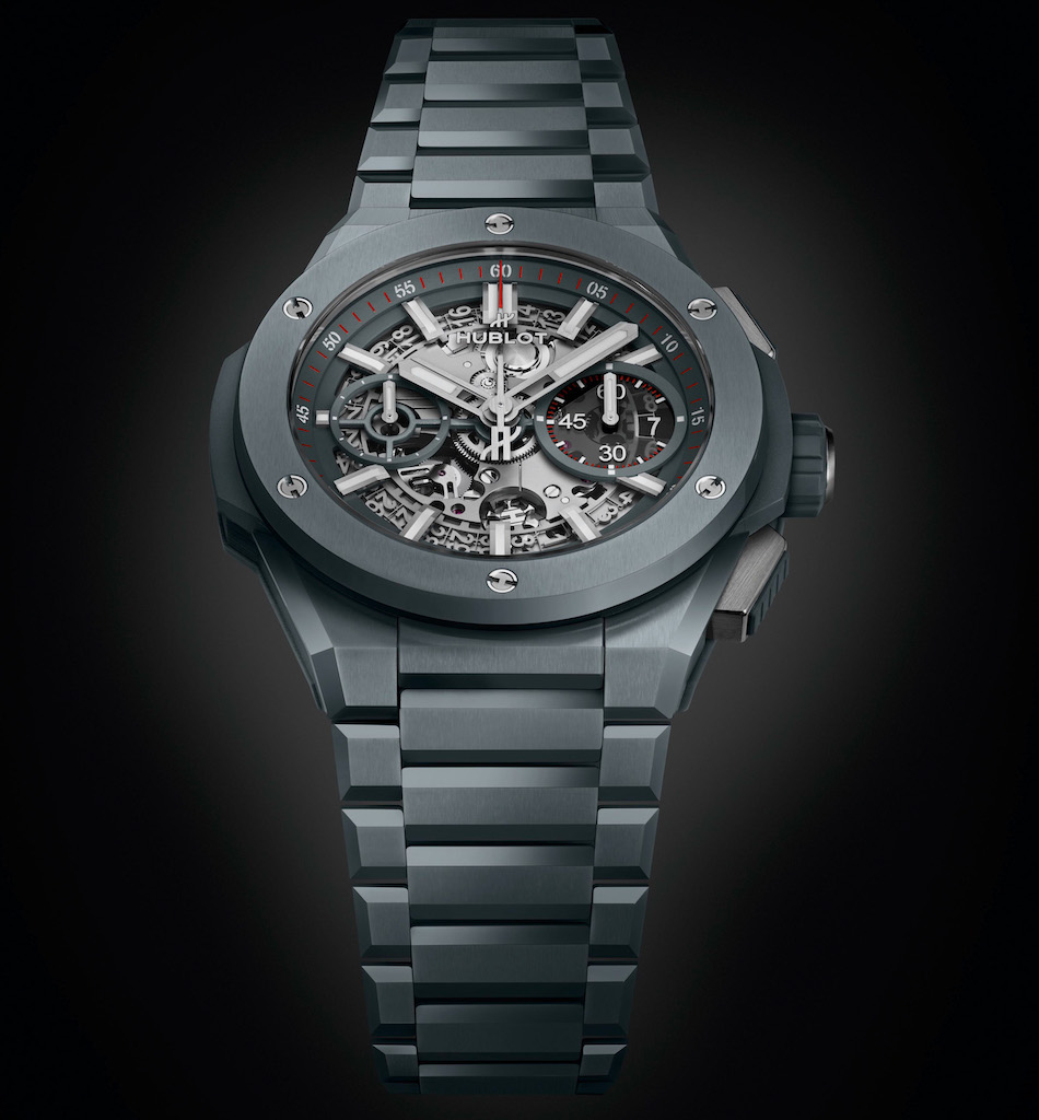 Hublot LVMH Watch Week - Hublot Big Bang Integral Ceramic