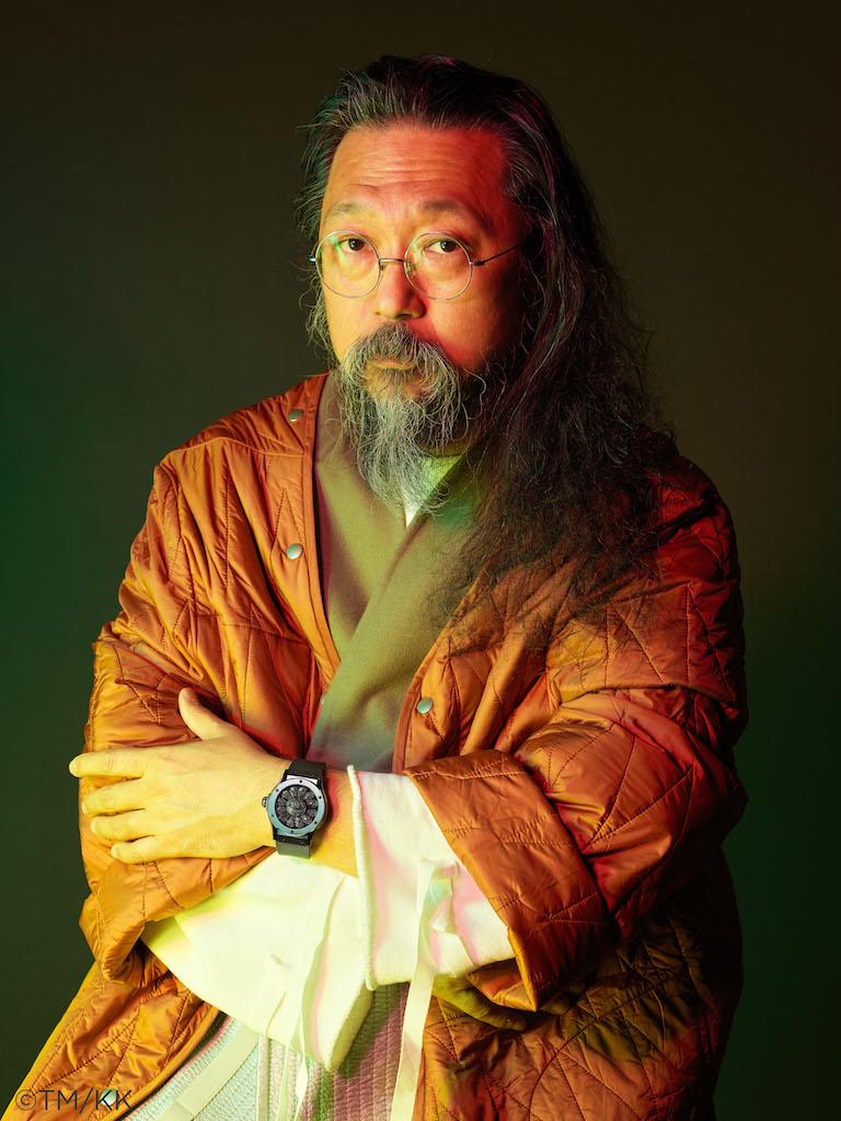 Hublot LVMH Watch Week - Hublot Classic Fusion Takashi Murakami All Black