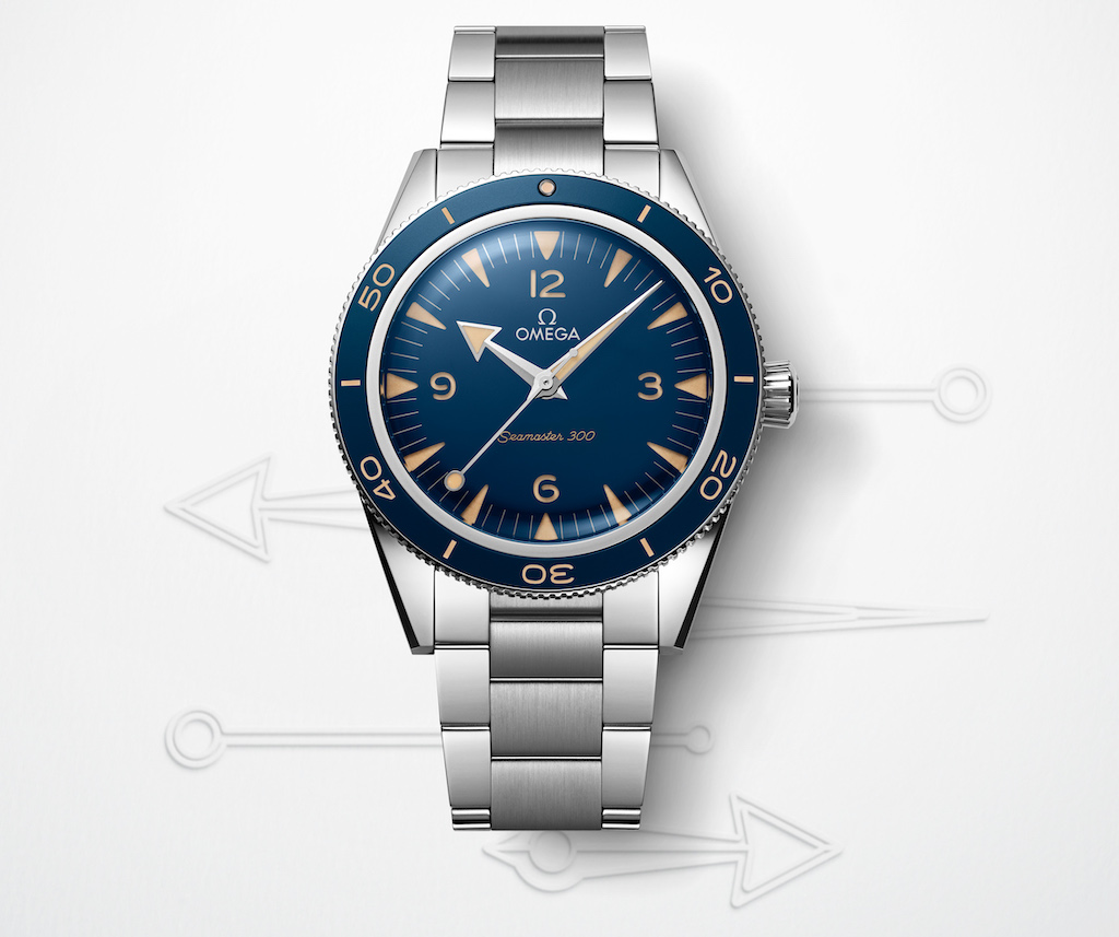 Omega Seamaster 300 2021 Stainless Steel