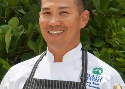 Chef Craig Omori, MCA Faculty Chef Instructor