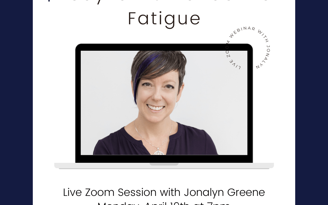 BodyTalk and Pandemic Fatigue – Live Info Session