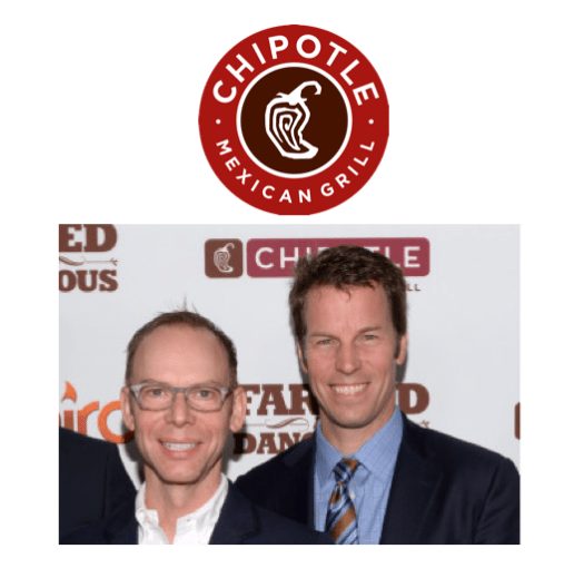 Chipotle co-ceos