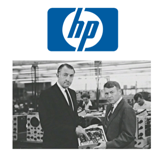 HP co-ceos