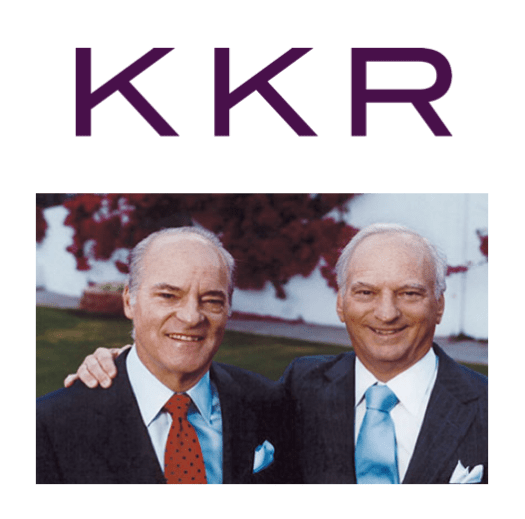 KKR co-ceos