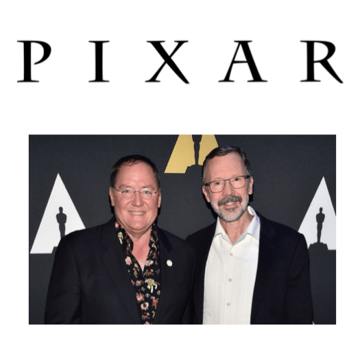 Pixar co-ceos