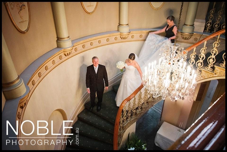 Staircase Bridal Entrance Butleigh Wootton
