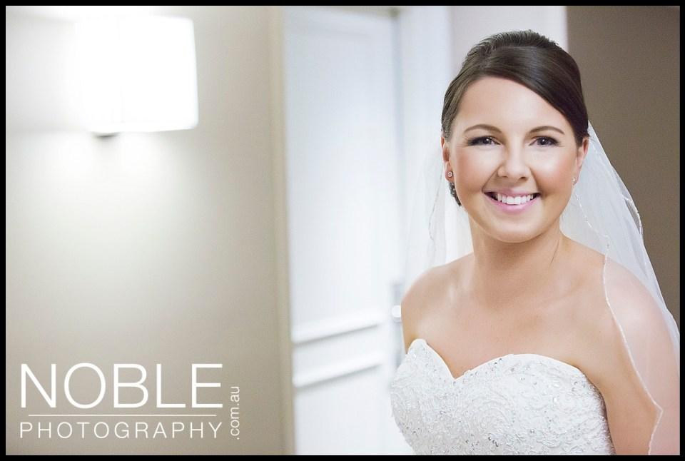 Bride at The Intercontinental