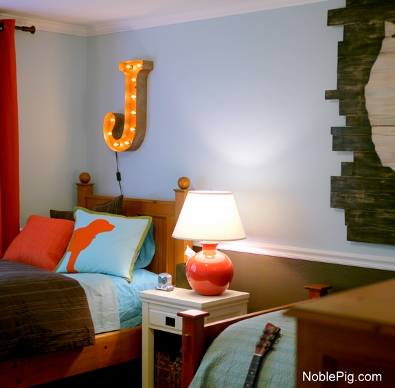 3 year old boy room decorating ideas for Room decor for 1 year old boy