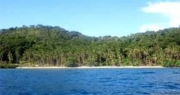 Nukunu Beach, Sau Bay