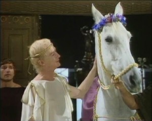 Caligula and Incitatus