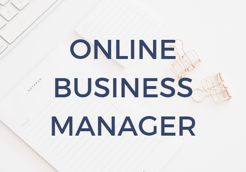 Online Business Manager