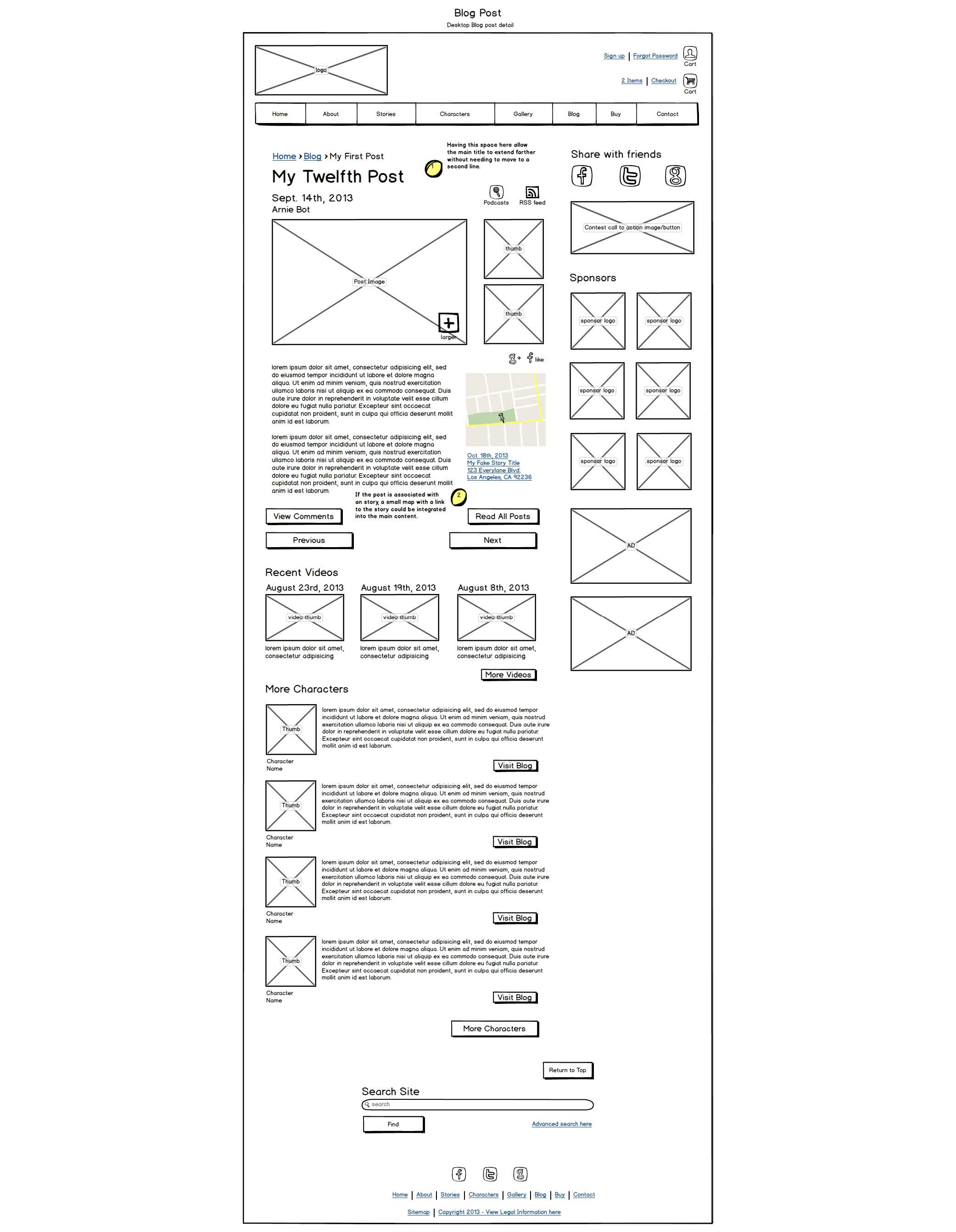 Arnie Rwd Wireframes Mobile Prototyping