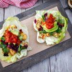Savoureux Tacos aux Choux-fleurs