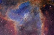 Heart nebula NB thumbnail