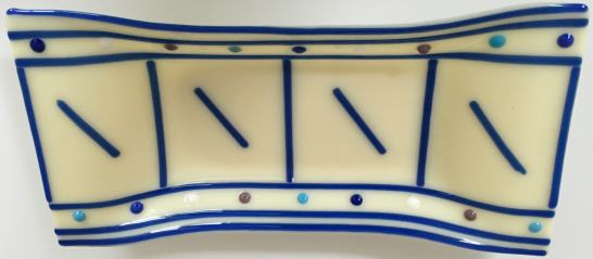 white-plate-with-blue-stripes-6x12