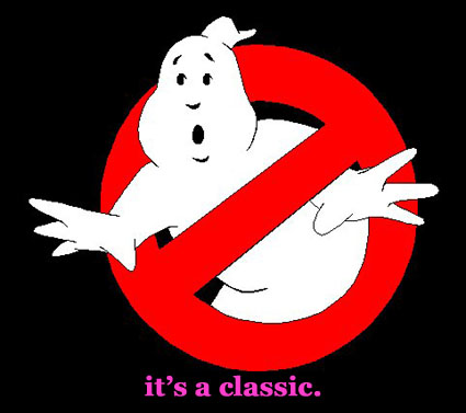 ghostbusters classic