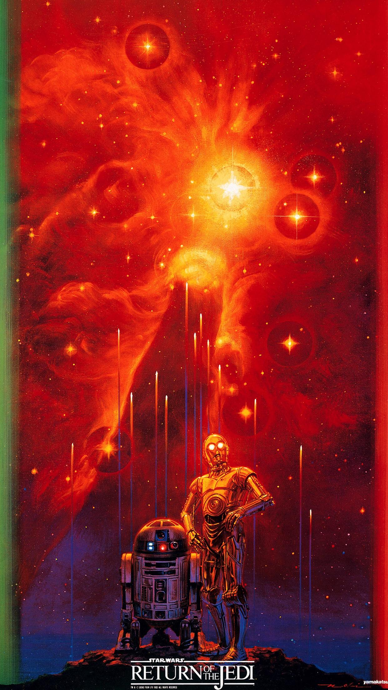 1242 2208 厳選 Iphone 壁紙 09 スター ウォーズ Star Wars 23
