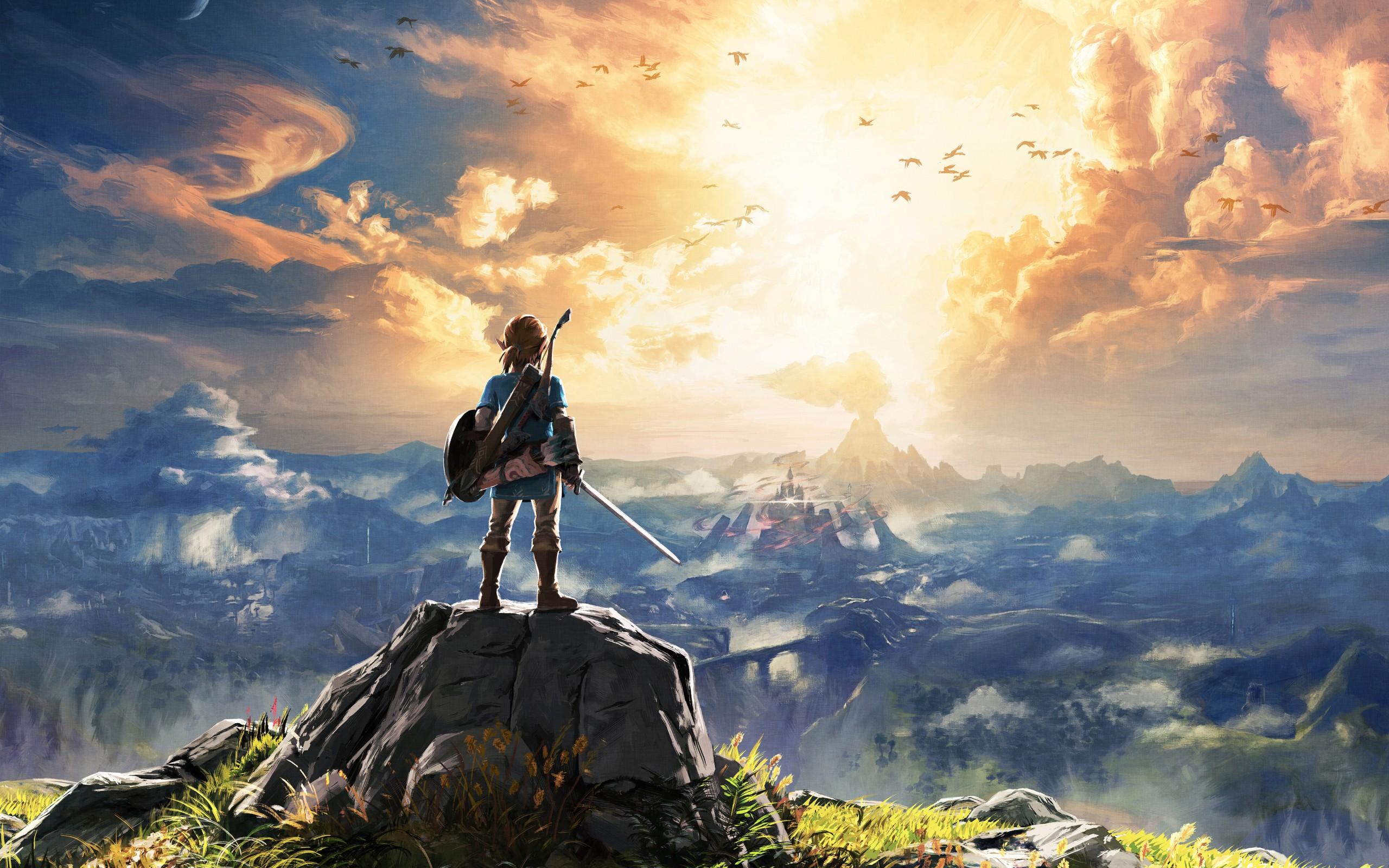 厳選壁紙 Mac Pc 壁紙 18 ゼルダの伝説 The Legend Of Zelda 70枚 Applejp Macjp Blog Nobon