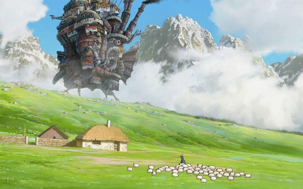 厳選壁紙 Mac Pc 壁紙 13 スタジオ ジブリ Ghibli 73枚 Applejp Macjp Blog Nobon