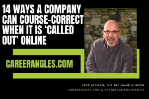 14 Ways A Company Can Course-Correct When It Is 'Called Out' Online