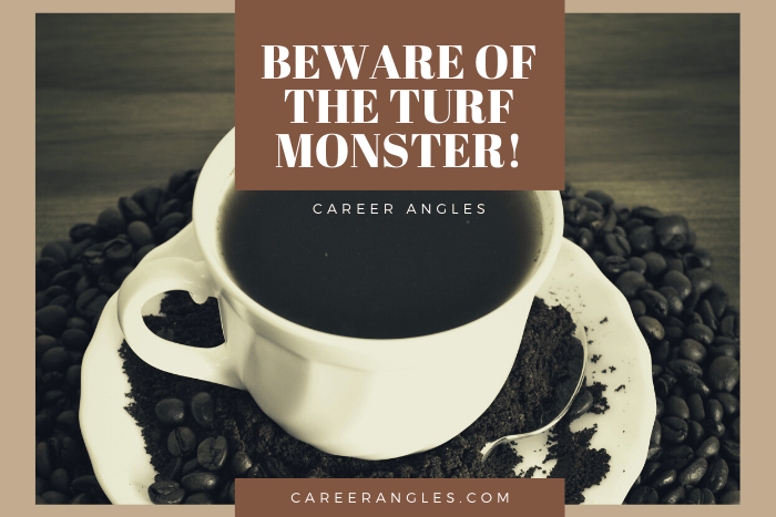 Beware of The Turf Monster!