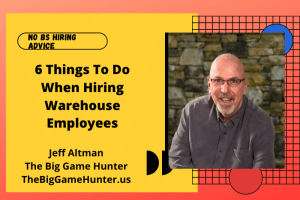 6 Things To Do When Hiring Warehouse Employees