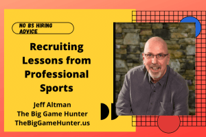 Recruiting Lessons from Professional Sports