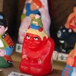 奈良井宿 「人形にほっこり」