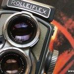 ベビーローライ Baby 4×4 1957 Grey Rolleiflex