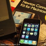iPhone と Newton